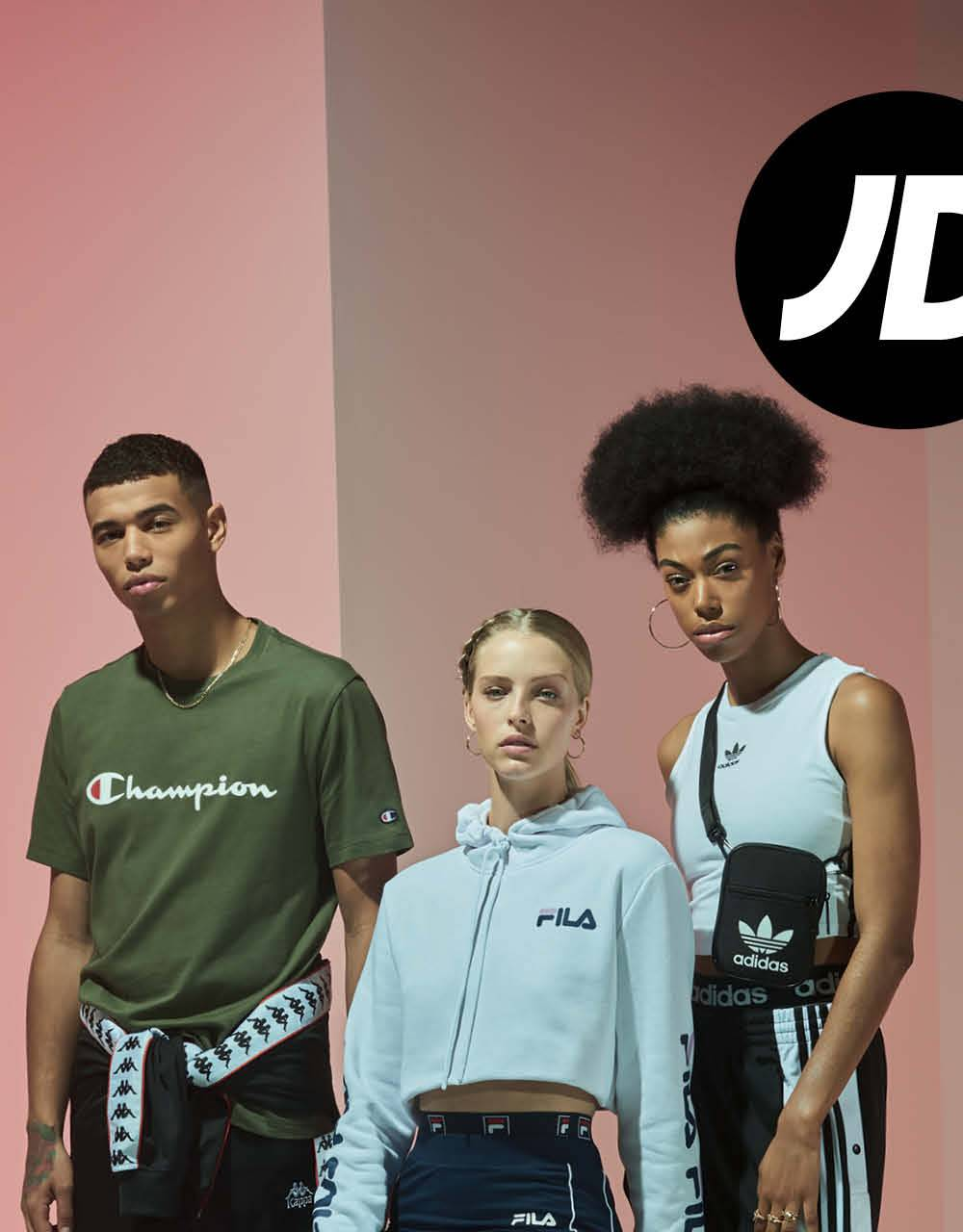 JD launches latest from Converse, Nike and more!